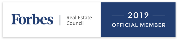 Forbes real estate council 2019 official member shadowed